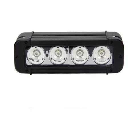 low profile light bulbs low profile series led lightbar 8 inch 40 watt flood