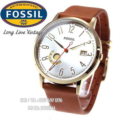 Promo Termurah Jam Tangan Wanita Kulit Fosil promo jam tangan wanita fossil es3750 original