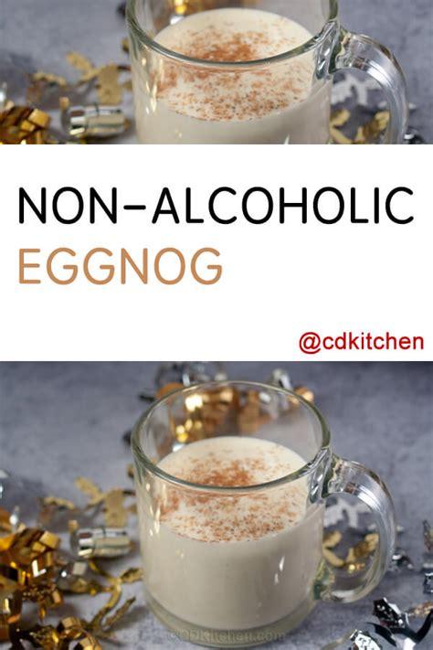 non alcoholic eggnog recipe cdkitchen com