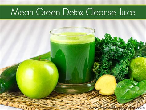 Organic Detox Cleanse Recipes by Green Detox Cleanse Juice Recipe Joe Cross Kale
