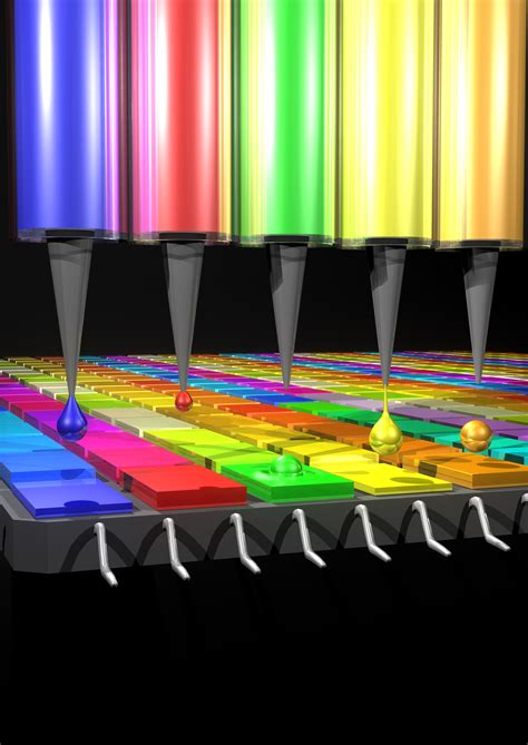 Color Spectrometer nasa amp mit collaborate to develop space based quantum dot