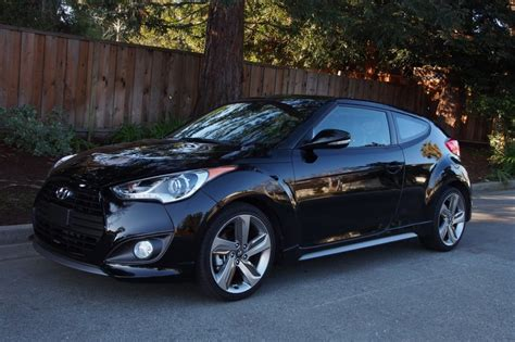 hyundai veloster turbo blacked out hyundai veloster black image 126