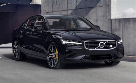 volvo s60 hp 415 hp volvo s60 t8 offered through subscription only