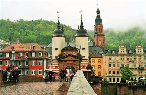 in german heidelberg ideas to spend a weekend travels in germany