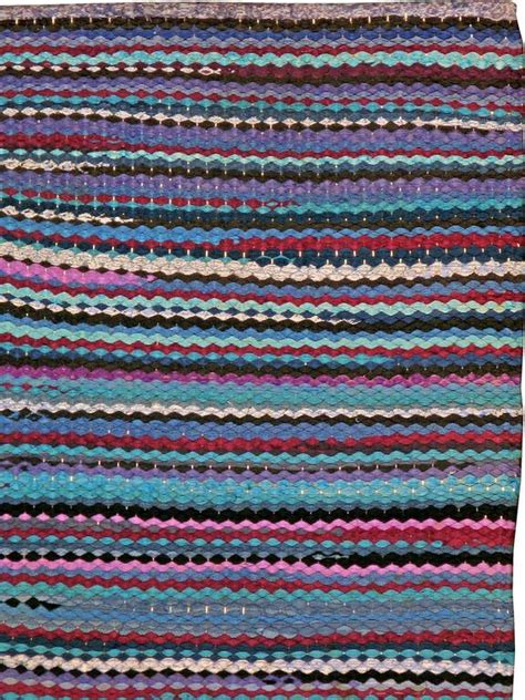 Vintage Braided Rugs by Vintage American Braided Rug For Sale At 1stdibs