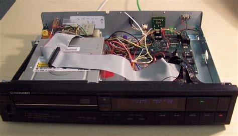 Dvd Player Space pebbles autohan cd player an embedded platform for pushlogic and tuple space computing