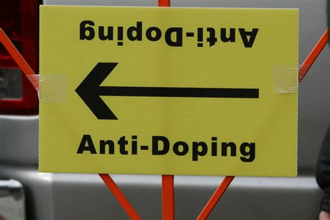 test antidoping passing anti doping test after finishing steroid cycle