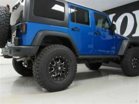 jeep wrangler 4 door blue 2016 jeep wrangler unlimited 4x4 4 door suv rubicon blue