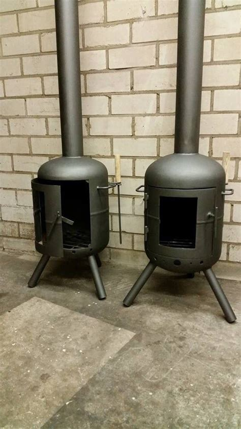 Propane Tank Chiminea by 25 Best Ideas About Propane Stove On Coleman