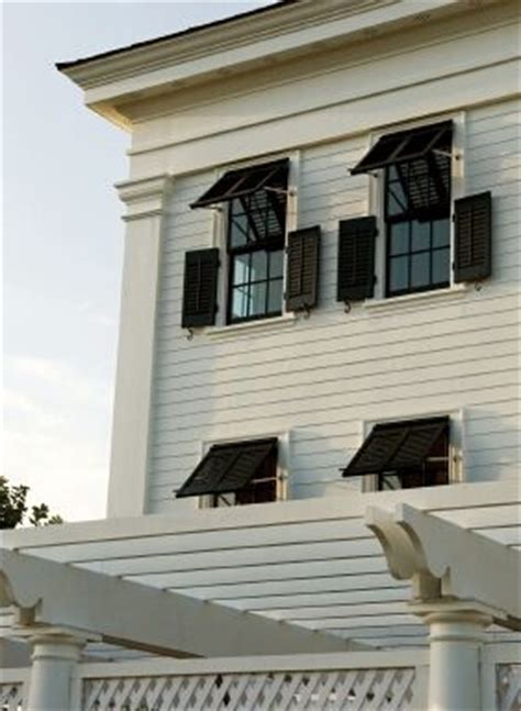 Bahama Awnings by Build Your Own Bahama Shutters Woodworking Projects Plans
