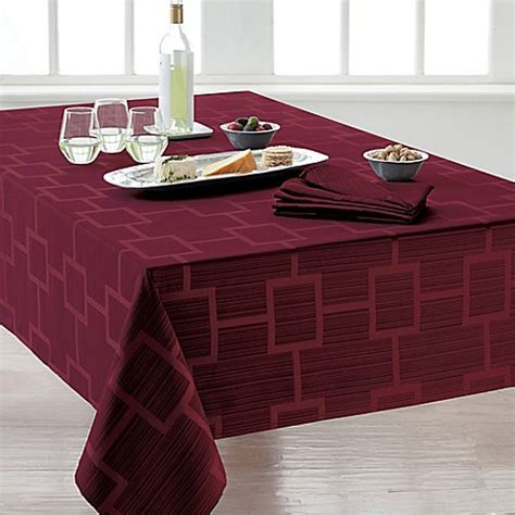 bed bath and beyond tribeca origins tribeca microfiber tablecloth bed bath beyond