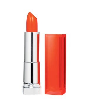Lipstik Maybelline Orange orange aid warpaintmag