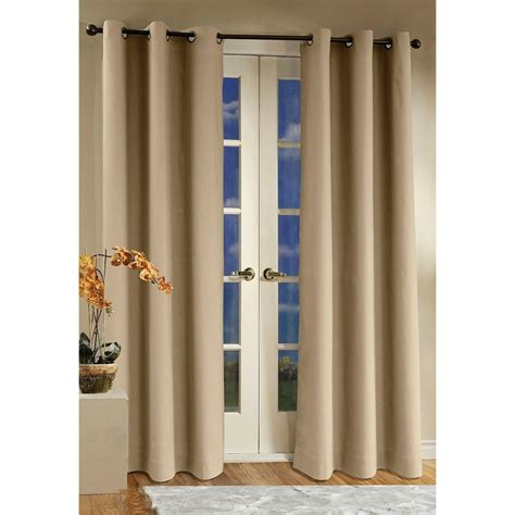 do curtains insulate windows 21 best images about sliding door curtains on pinterest