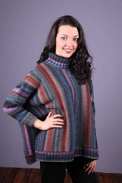 knitting pattern poncho with sleeves sideways poncho with sleeves knitting pattern patterns