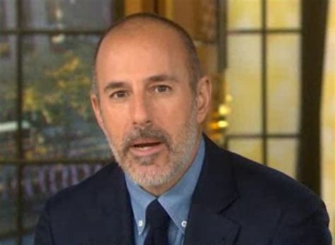 how long is matt lauers hair let s check in on how the today beards are growing