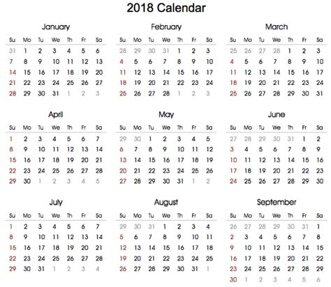 printable calendar 2018 all months download 12 month printable calendar 2018 from january to