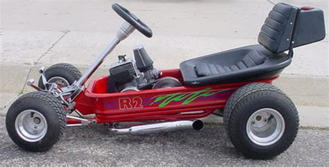 Handmade Go Kart - wagon wheels kits autos post