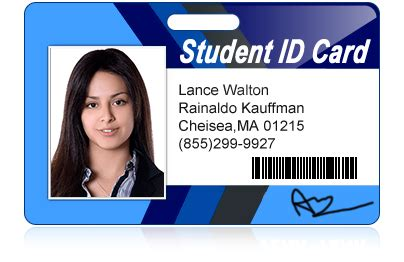 free student id card templates order student id cards maker software to create