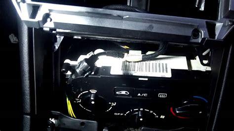 peugeot  heat fan wiring youtube