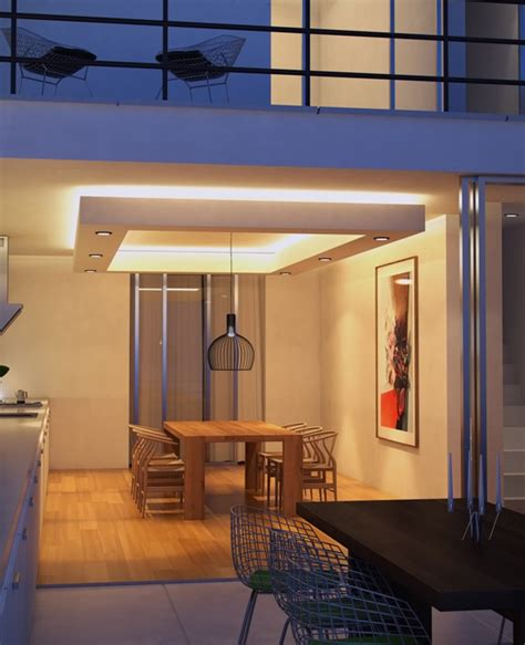 3ds Max Realistic Night Lighting An Interior Exterior | 3ds max realistic night lighting an interior exterior
