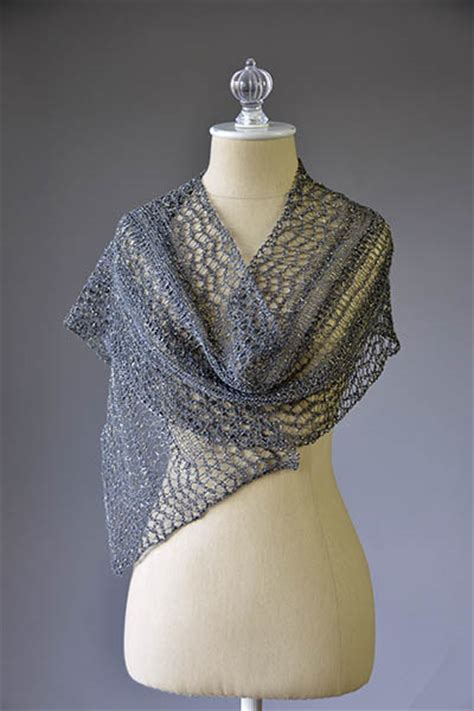 starry road scarf  knitting pattern blognobleknits