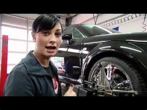 Audi Tt 8j Schaltknauf Wechseln by Spur Einstellen Mit Trakrite Spureinstellger 228 T