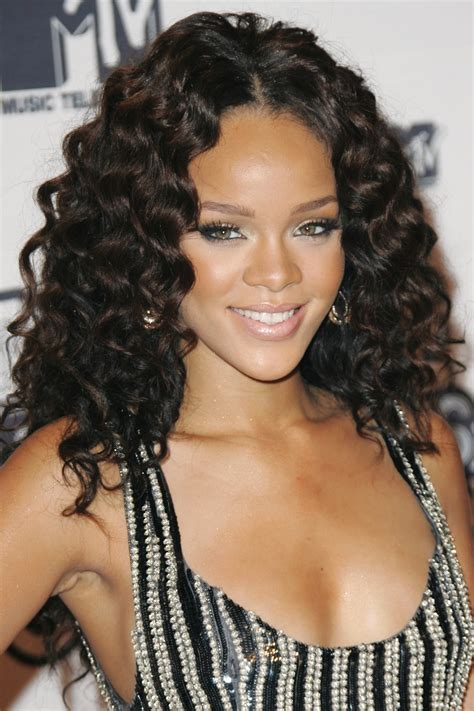 Hairstyles Pictures by Rihanna S Navy Comes For Chris Brown After He Comments On