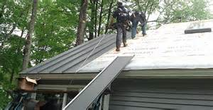 is metal roof a option for houses in michigan home