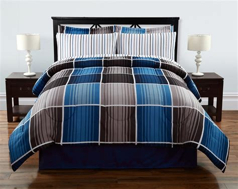 plaid bed complete bed set cooper plaid