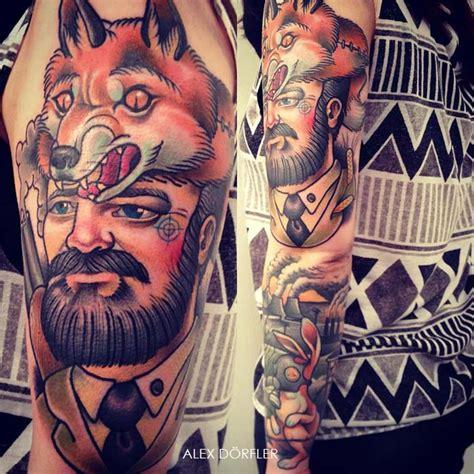 tattoo old school femme tatouage homme old school