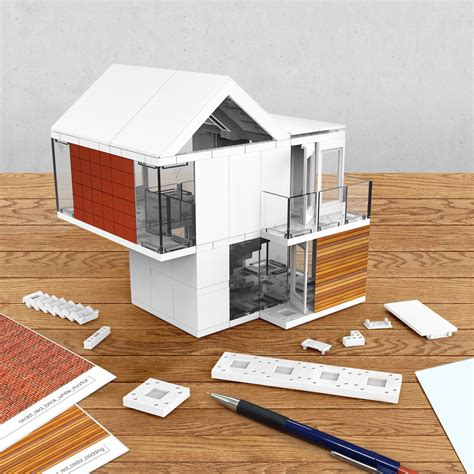 model architecture kit interior design ideas