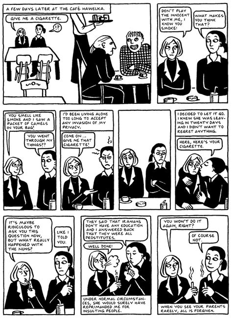 read persepolis  section   horse page