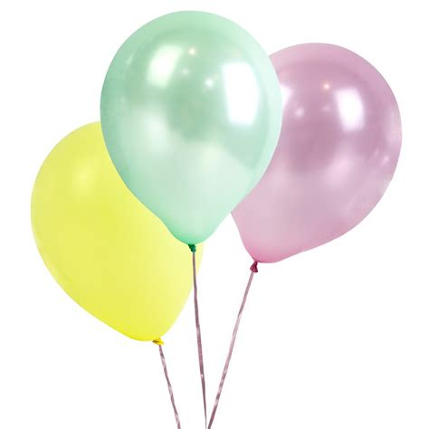 Talking Tables Balloons talking tables pastell ballons event de