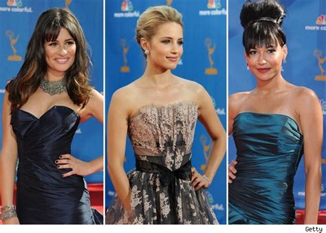 Emmy Trends Strapless by Glee Carpet Emmy Trend Strapless Blue Gowns