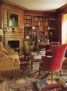 victorian home library classic interior design spencer