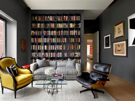Living Room Book Shelf by 22 Interesting Ways To Add Bookshelves In The Living Room