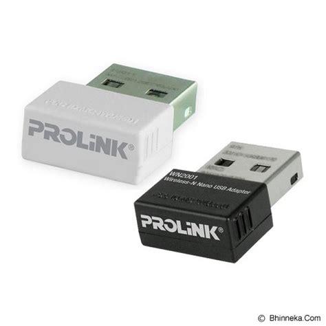 Usb Wifi Bhinneka jual prolink mini wireless usb adapter wn2001 murah bhinneka