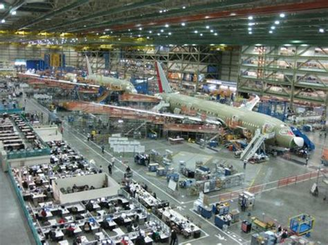 Going To Boeing Everett Everett by Boeing Examines Supply Chain For Weak Links Union Coast Blog