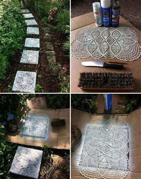 diy projects for home 22 charming and beautiful lace diy projects to realize at home