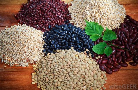 whole grains and beans what is insoluble fiber with pictures