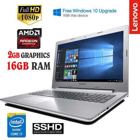 Pc I7 Ram 16gb lenovo z51 70 15 6 quot hd gaming laptop i7 5500u