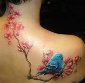 Tree of life tattoo with birds newhairstylesformen2014 com