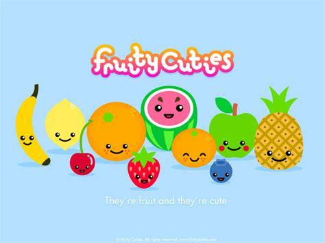 Wallpaper Cartoon Fruit | cute fruit wallpaper wallpapersafari