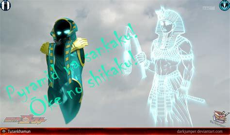 anoboy kamen rider ghost kamen rider ghost tutankhamun by darkjumper on deviantart