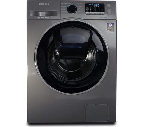 samsung washing machine buy samsung addwash ww90k5410ux eu washing machine graphite free delivery currys