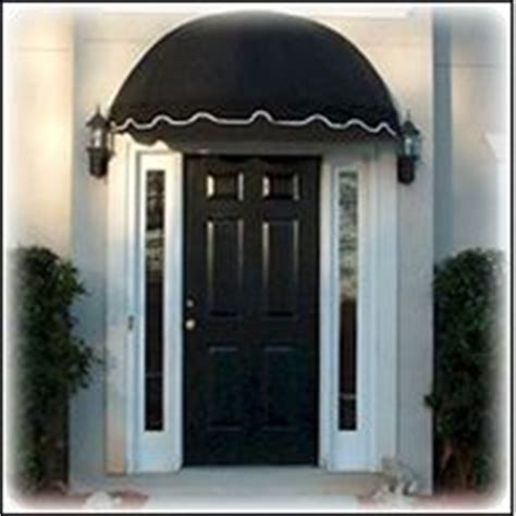Front Door Canvas Awnings 1000 Ideas About Front Door Awning On Door