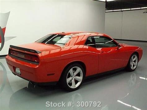 how to fix cars 2008 dodge challenger navigation system sell used 2008 dodge challenger srt 8 6 1l hemi sunroof nav 28k texas direct auto in stafford