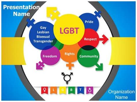 Lgbt Powerpoint Template Background Subscriptiontemplates Com Free Lgbt Powerpoint Templates