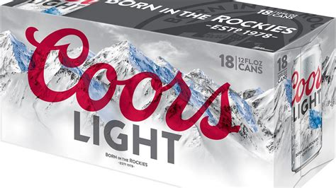 coors light urging drinkers to climb on in new