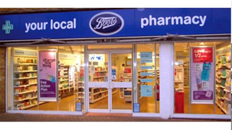 boots store boots chemist store locator